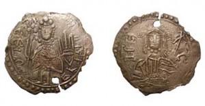 Серебряник- древнии русские монеты