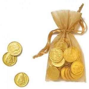 Монета из золота ЦБ