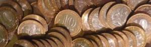 монета 10 рублей цена